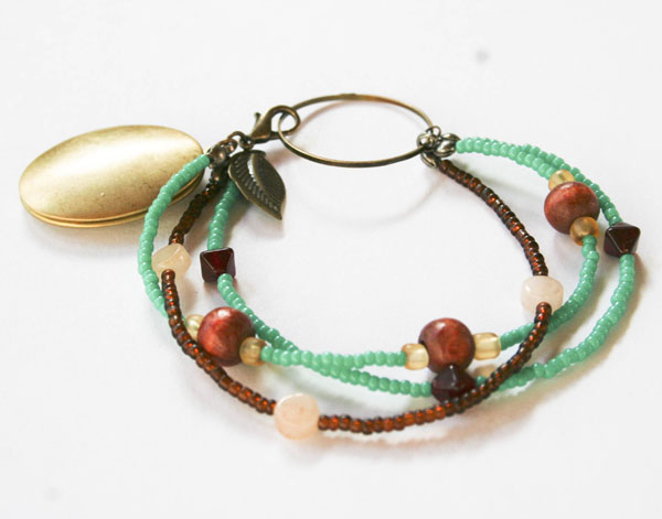 etsy-locket-leaf-bracelet