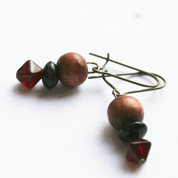 etsy-wood-and-garnet-drops