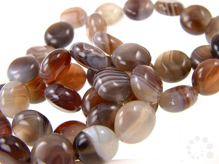 glossy-botswana-agate-coin-beads-16-inch-strand