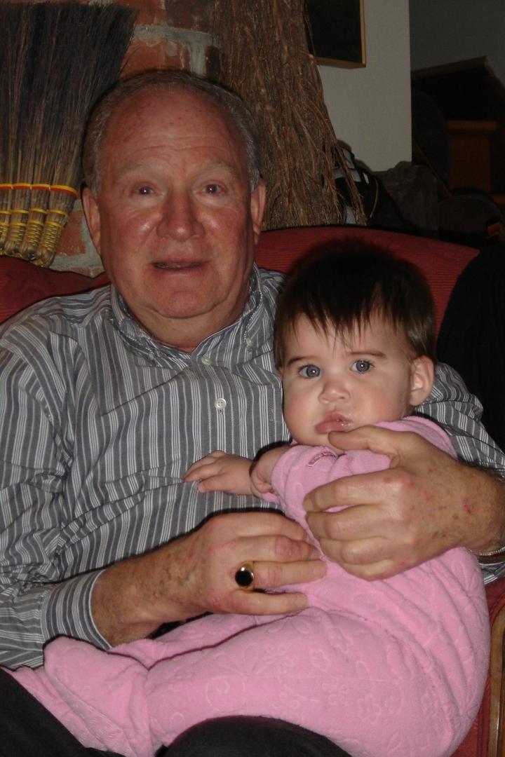 lily and grandpa